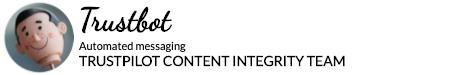 Trustpilot Content Integrity