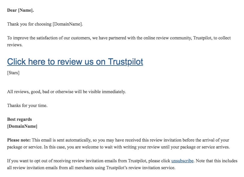 5 ways to collect reviews for free trustpilot support center