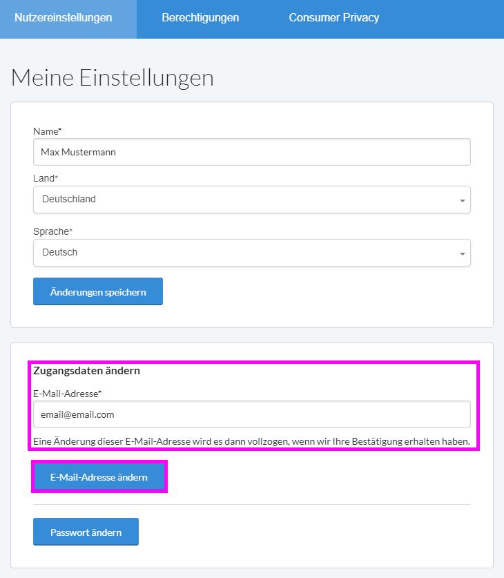 So Können Sie Die E Mail Adresse Für Ihren Trustpilot Business