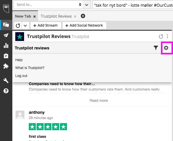 Trustpilot Reviews App for Hootsuite – Trustpilot Support Center