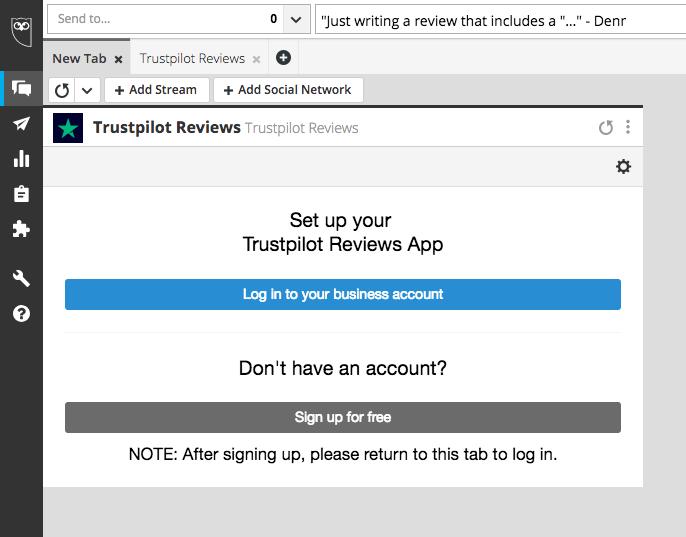 Trustpilot Reviews App for Hootsuite – Trustpilot Support ...