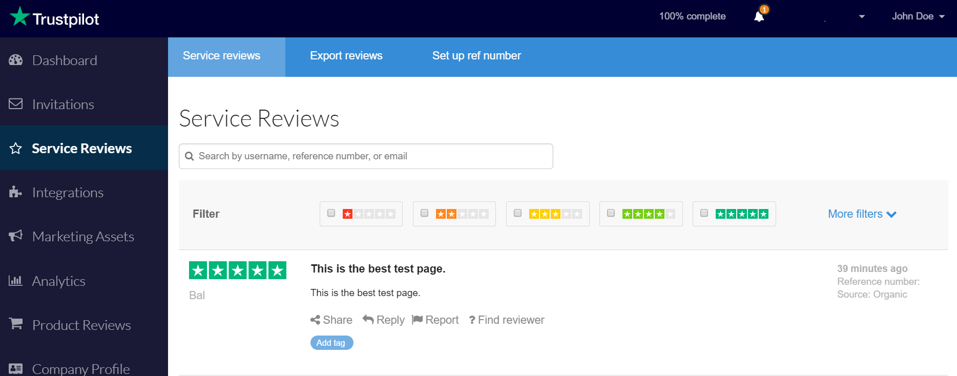 i want to unclaim my company s trustpilot profile trustpilot
