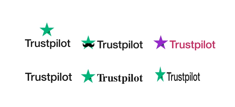 Trustpilot Brand Assets Style Guide – Trustpilot Support Center