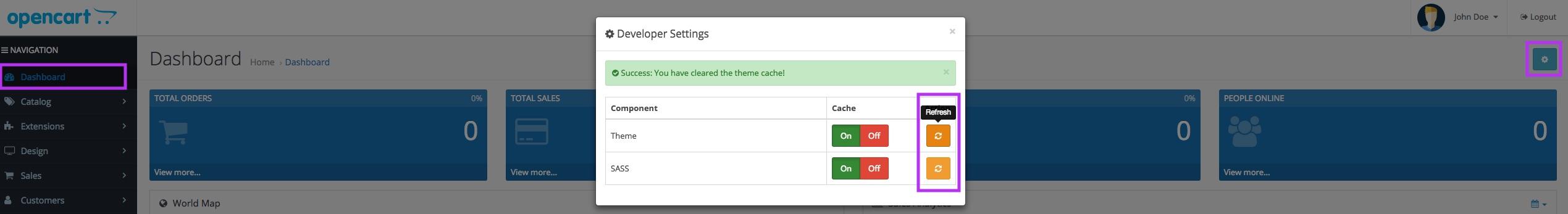 Trustpilot's free OpenCart plugin - download, install and configure